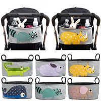 Handy Durable Cute Animal Stroller Bag Organizer