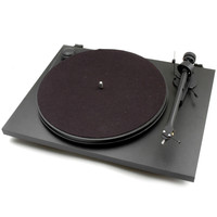 Pro-Ject: Essential II Turntable - Black