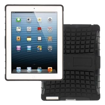 Tuzech Defender  Shock Proof Case for Apple iPad AIR