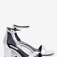 Steve Madden Irenee Leather Heel