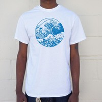 Great Wave T-Shirt | 6DollarShirts
