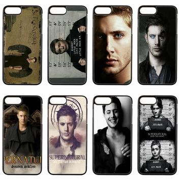 tv supernatural Dean Winchester cover case For Huawei Honor 5x 5c v8 Mate 7 8 9 pro 10 P8 P9 P10 Lite plus 2017 phone case