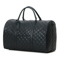 Quilted Duffle Bag Mens Womens Travel Bag WC 419