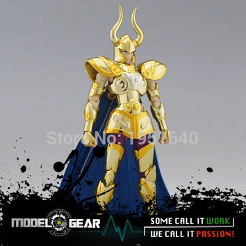 =Restock Now= Metal Club MC MetalClub model Capricornus Shura Saint Seiya metal armor Myth Cloth Gold Ex Action Figure