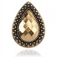 Bohemian Bardot Ring - Metal Diamond Gold || Samantha Wills - Hunters and Gatherers