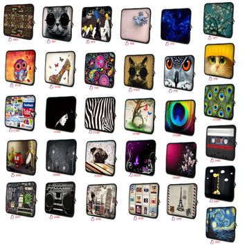 Laptop Notebook Sleeve 7 9.7 10.1 12 13 13.3 14 14.1 15 15.6 17 17.3 inch Laptop Bag Case for MacBook Air Pro Ultrabook NS-ALL2