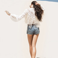 The Fleetwood Vintage Lace Blouse   Spell & the Gypsy Collective
