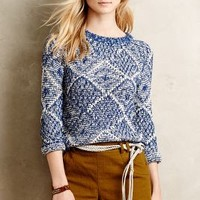Marled Matta Pullover by Maison Scotch Blue