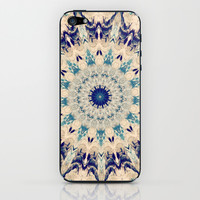 Oceanic  iPhone & iPod Skin by Abstracts By Josrick