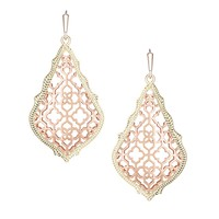 Addie Earrings in Rose Gold - Kendra Scott Jewelry