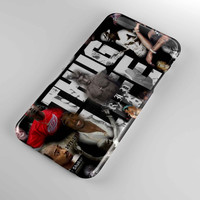2pac tupac thug live cover for iphone and samsung galaxy case