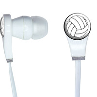Volleyball In-Ear Headphones