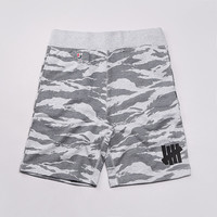 Flatspot - Undefeated Combat Sweatshort Grey Heather