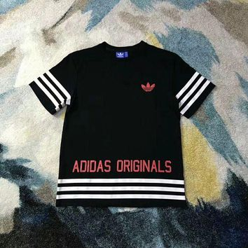 Adidas Women Simple T-shirt/fashionsel