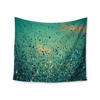 """Robin Dickinson """"Lullaby, Close Your Eyes"""" Wall Tapestry"""