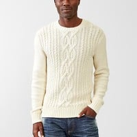 Gap Men Cable Knit Sweater