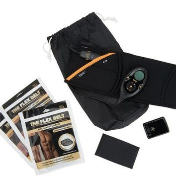 Abdominal Toning Belt System, The Flex Belt