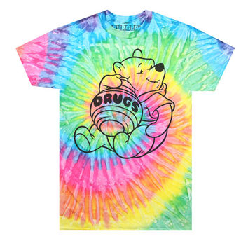 Bear Necessities Tie Dye T-Shirt