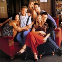 Friends Poster TV 11x17 Jennifer Aniston Courteney Cox Lisa Kudrow Matt LeBlanc MasterPoster Print, 11x17