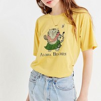 Future State Hula Cat Tee | Urban Outfitters