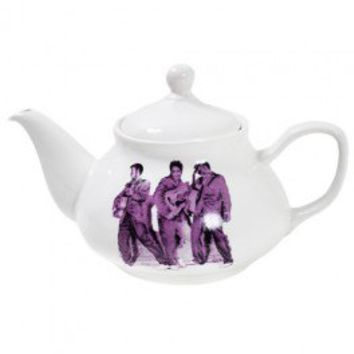 "Elvis ""Sketches"" Teapot Your favorite online gift shop!"