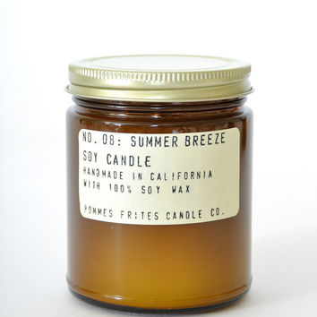 Pommes Frites - Soy Candles