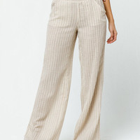 BILLABONG New Waves Warm Sand Womens Wide Leg Pants