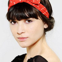 Cooperative Bow Headwrap