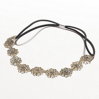 With Love From CA Metal Flower Headband at PacSun.com