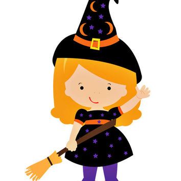 Little Witch Image, Baby Witch Image, Child Witch Image, Little Witch Cutout, Transparent Cutout, Wall Décor,Teen Room,Teen Décor,Home Décor