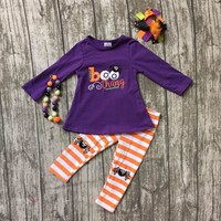 Halloween BOO Thang Spider Set
