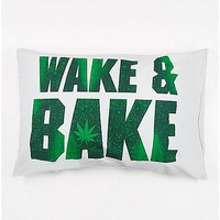 Wake and Bake Pillow Case - Spencer's