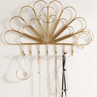 Deco Scallop Hanging Jewelry Storage - Urban Outfitters
