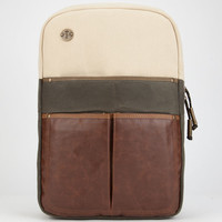 Focused Space The Departure Backpack Tan One Size For Men 26408841201