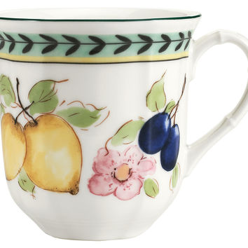 French Garden Menton Mug, Coffee Mugs