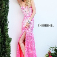 Sherri Hill 8513 Prom Dress