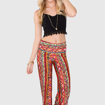 Tomorrow Is Another Day Palazzo Pants