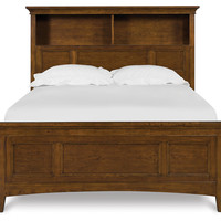 Bed Bookcase Bennett Kids, Panel Beds