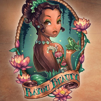 Bayou Beauty Art Print by Tim Shumate | Society6