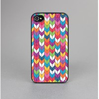 The Color Knitted Skin-Sert Case for the Apple iPhone 4-4s