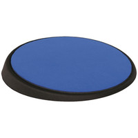 Allsop 26226 Wrist Aid Mouse Pad Adjustable Angle Blue Right/Left Handed Use