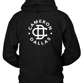 Cameron Dallas Hoodie Two Sided