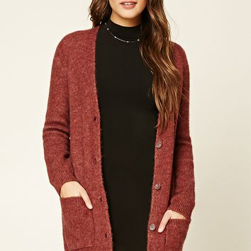 Wool-Blend Cardigan - Women - New Arrivals - 2000232962 - Forever 21 EU English