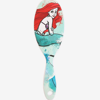 Loungefly Disney The Little Mermaid Watercolor Hair Brush