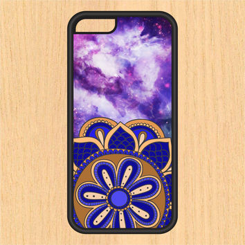 Mandala in Space V4 PC SEC1 Print Design Art iPhone 4 / 4s / 5 / 5s / 5c /6 / 6s /6+ Apple Samsung Galaxy S3 / S4 / S5 / S6