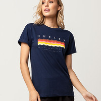 HURLEY Ocean Womens Tee | Graphic Tees
