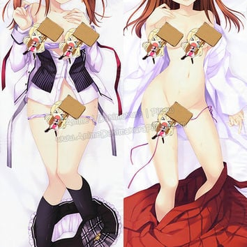 New Alias Carnival Anime Dakimakura Japanese Hugging Body Pillow Cover H3123