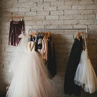 Cleo and Clementine ~ Enchanting, Elegant Tulle Bridal Wear and Vintage Inspired Headpieces... - Love My Dress UK Wedding Blog