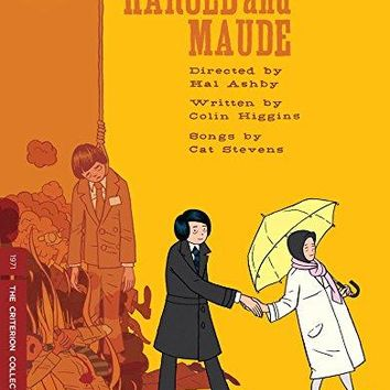 Ruth Gordon & Bud Cort & Hal Ashby-Harold and Maude