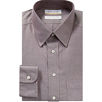 Gold Label Roundtree & Yorke Regular-Fit Point-Collar Dress Shirt - Ta